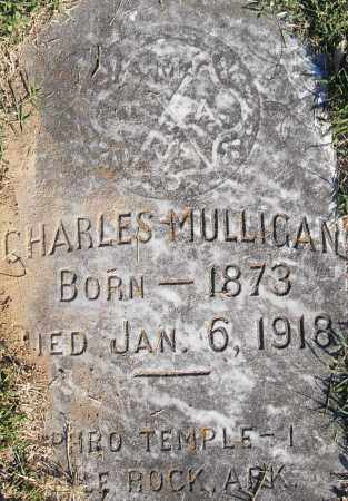 MULLIGAN, CHARLES - Pulaski County, Arkansas | CHARLES MULLIGAN - Arkansas Gravestone Photos