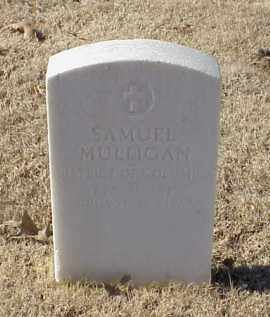 MULLIGAN (VETERAN UNION), SAMUEL - Pulaski County, Arkansas | SAMUEL MULLIGAN (VETERAN UNION) - Arkansas Gravestone Photos