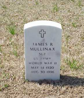 MULLINAX (VETERAN WWII), JAMES R - Pulaski County, Arkansas | JAMES R MULLINAX (VETERAN WWII) - Arkansas Gravestone Photos