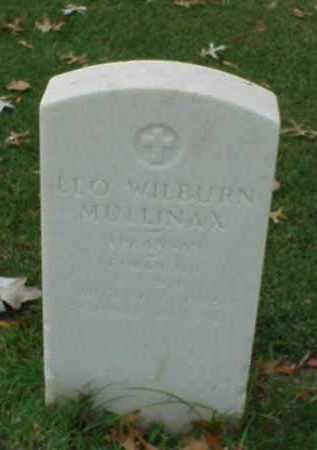 MULLINAX (VETERAN WWII), LEO WILBURN - Pulaski County, Arkansas | LEO WILBURN MULLINAX (VETERAN WWII) - Arkansas Gravestone Photos