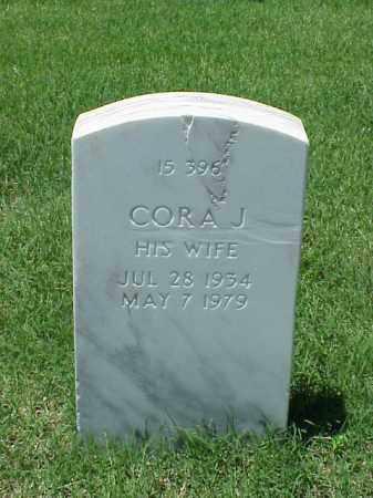 MURDOCK, CORA J - Pulaski County, Arkansas | CORA J MURDOCK - Arkansas Gravestone Photos