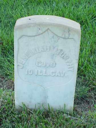 MURPHY (VETERAN UNION), JEREMIAH - Pulaski County, Arkansas | JEREMIAH MURPHY (VETERAN UNION) - Arkansas Gravestone Photos
