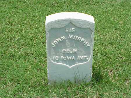 MURPHY (VETERAN UNION), JOHN - Pulaski County, Arkansas | JOHN MURPHY (VETERAN UNION) - Arkansas Gravestone Photos
