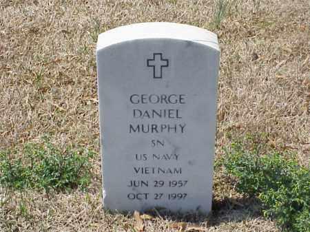 MURPHY (VETERAN VIET), GEORGE DANIEL - Pulaski County, Arkansas | GEORGE DANIEL MURPHY (VETERAN VIET) - Arkansas Gravestone Photos