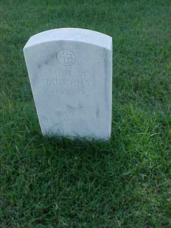 MURPHY (VETERAN WWI), NEIL A - Pulaski County, Arkansas | NEIL A MURPHY (VETERAN WWI) - Arkansas Gravestone Photos
