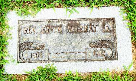 MURRAY, JR., ERVIN - Pulaski County, Arkansas | ERVIN MURRAY, JR. - Arkansas Gravestone Photos