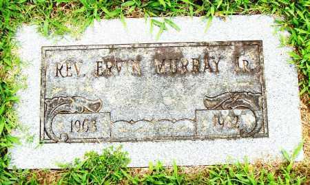 MURRAY, JR., ERVIN - Pulaski County, Arkansas | ERVIN MURRAY, JR. - Arkansas Gravestone Photos