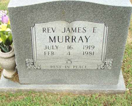 MURRAY, JAMES E, REV - Pulaski County, Arkansas | JAMES E, REV MURRAY - Arkansas Gravestone Photos