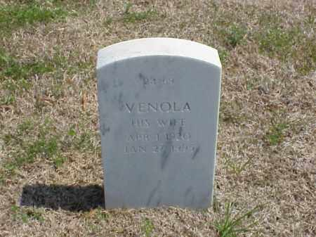 MURRAY, VENOLA - Pulaski County, Arkansas | VENOLA MURRAY - Arkansas Gravestone Photos