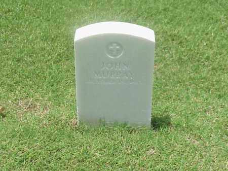MURRAY (VETERAN UNION), JOHN - Pulaski County, Arkansas | JOHN MURRAY (VETERAN UNION) - Arkansas Gravestone Photos