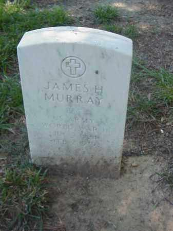 MURRAY (VETERAN WWII), JAMES H - Pulaski County, Arkansas | JAMES H MURRAY (VETERAN WWII) - Arkansas Gravestone Photos