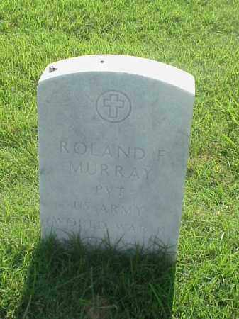 MURRAY (VETERAN WWII), ROLAND F - Pulaski County, Arkansas | ROLAND F MURRAY (VETERAN WWII) - Arkansas Gravestone Photos