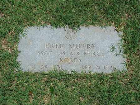 MURRY (VETERAN KOR), FRED - Pulaski County, Arkansas | FRED MURRY (VETERAN KOR) - Arkansas Gravestone Photos