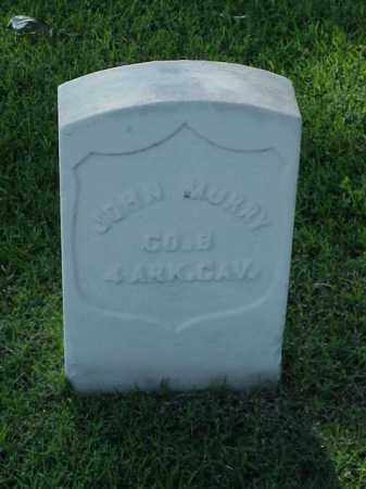 MURRY (VETERAN UNION), JOHN - Pulaski County, Arkansas | JOHN MURRY (VETERAN UNION) - Arkansas Gravestone Photos