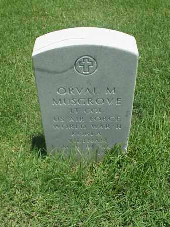 MUSGROVE (VETERAN 3 WARS), ORVAL M - Pulaski County, Arkansas | ORVAL M MUSGROVE (VETERAN 3 WARS) - Arkansas Gravestone Photos