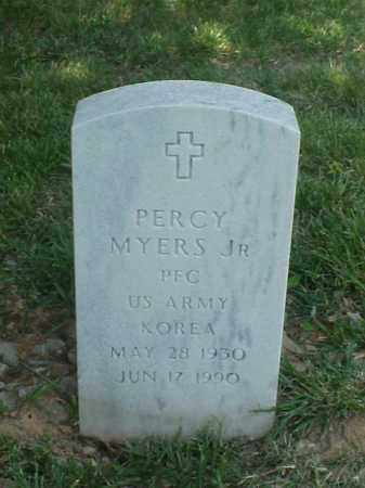 MYERS, JR (VETERAN KOR), PERCY - Pulaski County, Arkansas | PERCY MYERS, JR (VETERAN KOR) - Arkansas Gravestone Photos