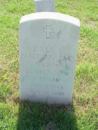 NADBORALSKI (VETERAN VIET), DALE S - Pulaski County, Arkansas | DALE S NADBORALSKI (VETERAN VIET) - Arkansas Gravestone Photos
