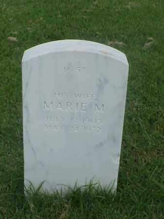 NAHLEN, MARIE M - Pulaski County, Arkansas | MARIE M NAHLEN - Arkansas Gravestone Photos