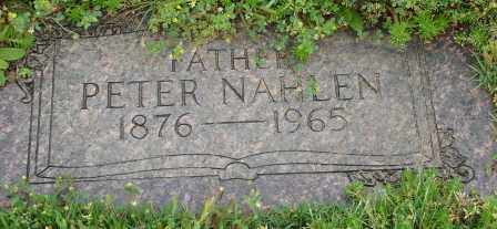 NAHLEN, PETER - Pulaski County, Arkansas | PETER NAHLEN - Arkansas Gravestone Photos