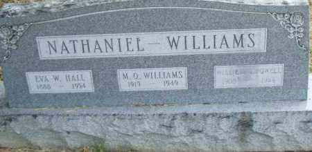 WILLIAMS, WILLIE  M. - Pulaski County, Arkansas | WILLIE  M. WILLIAMS - Arkansas Gravestone Photos