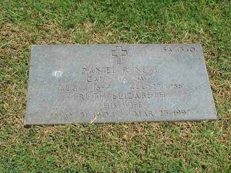 NEAL (VETERAN WWII), DANIEL R - Pulaski County, Arkansas | DANIEL R NEAL (VETERAN WWII) - Arkansas Gravestone Photos