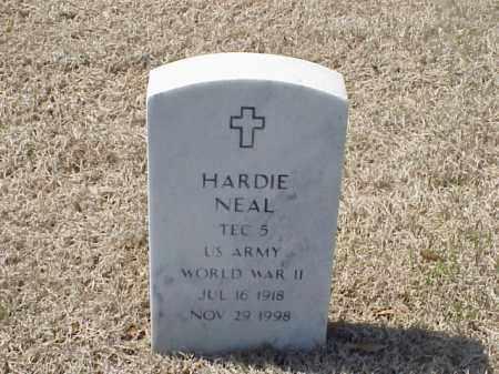 NEAL (VETERAN WWII), HARDIE - Pulaski County, Arkansas | HARDIE NEAL (VETERAN WWII) - Arkansas Gravestone Photos