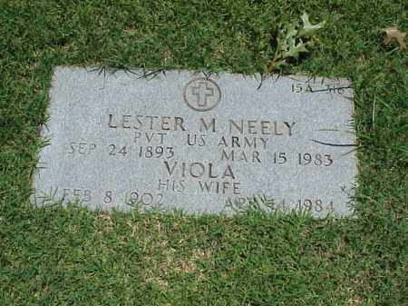 NEELY, VIOLA - Pulaski County, Arkansas | VIOLA NEELY - Arkansas Gravestone Photos