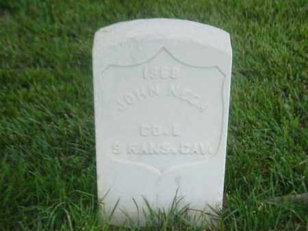 NEGA (VETERAN UNION), JOHN - Pulaski County, Arkansas | JOHN NEGA (VETERAN UNION) - Arkansas Gravestone Photos
