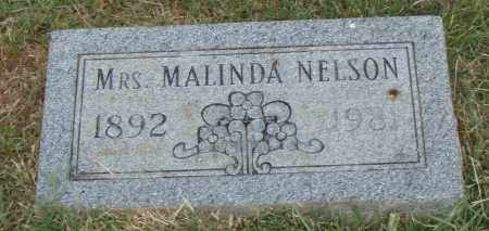 NELSON, MALINDA - Pulaski County, Arkansas | MALINDA NELSON - Arkansas Gravestone Photos