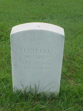 NELSON, ESTELLE - Pulaski County, Arkansas | ESTELLE NELSON - Arkansas Gravestone Photos