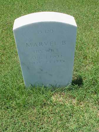 NELSON, MARVEL B - Pulaski County, Arkansas | MARVEL B NELSON - Arkansas Gravestone Photos
