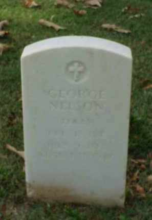 NELSON (VETERAN WWI), GEORGE - Pulaski County, Arkansas | GEORGE NELSON (VETERAN WWI) - Arkansas Gravestone Photos