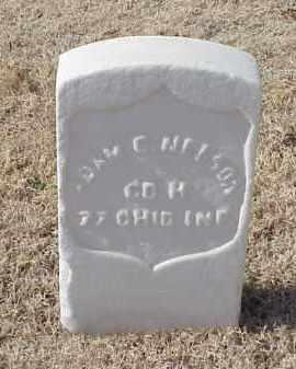 NELSON (VETERAN UNION), ADAM C - Pulaski County, Arkansas | ADAM C NELSON (VETERAN UNION) - Arkansas Gravestone Photos