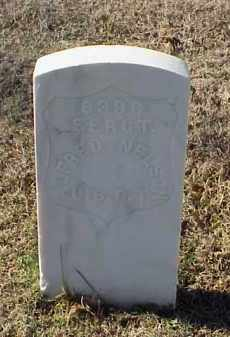 NELSON (VETERAN UNION), ALFRED - Pulaski County, Arkansas | ALFRED NELSON (VETERAN UNION) - Arkansas Gravestone Photos