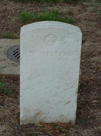 NELSON (VETERAN UNION), N - Pulaski County, Arkansas | N NELSON (VETERAN UNION) - Arkansas Gravestone Photos