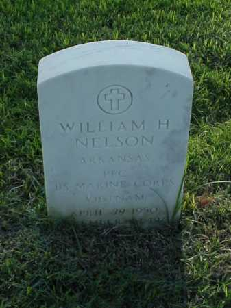 NELSON (VETERAN VIET), WILLIAM H - Pulaski County, Arkansas | WILLIAM H NELSON (VETERAN VIET) - Arkansas Gravestone Photos