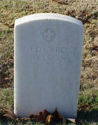 NELSON (VETERAN WWI), EDWARD - Pulaski County, Arkansas | EDWARD NELSON (VETERAN WWI) - Arkansas Gravestone Photos