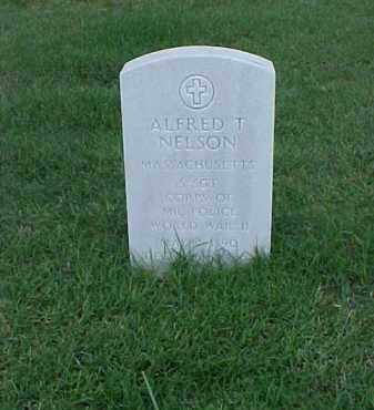 NELSON (VETERAN WWII), ALFRED T - Pulaski County, Arkansas | ALFRED T NELSON (VETERAN WWII) - Arkansas Gravestone Photos