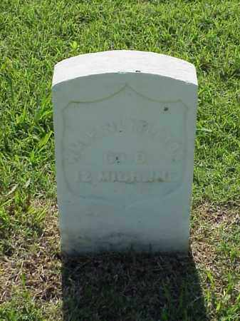 NETTLETON (VETERAN UNION), WILLIAM P - Pulaski County, Arkansas | WILLIAM P NETTLETON (VETERAN UNION) - Arkansas Gravestone Photos