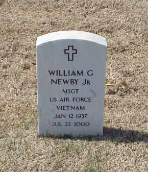 NEWBY, JR (VETERAN VIET), WILLIAM G - Pulaski County, Arkansas | WILLIAM G NEWBY, JR (VETERAN VIET) - Arkansas Gravestone Photos