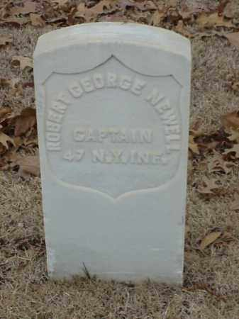 NEWELL (VETERAN UNION), ROBERT GEORGE - Pulaski County, Arkansas | ROBERT GEORGE NEWELL (VETERAN UNION) - Arkansas Gravestone Photos