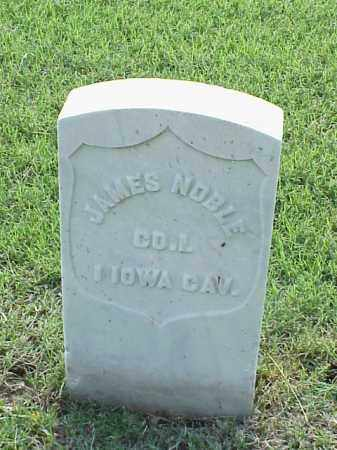 NOBLE (VETERAN UNION), JAMES - Pulaski County, Arkansas | JAMES NOBLE (VETERAN UNION) - Arkansas Gravestone Photos