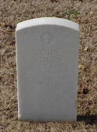 NOLAN (VETERAN UNION), JOHN - Pulaski County, Arkansas | JOHN NOLAN (VETERAN UNION) - Arkansas Gravestone Photos