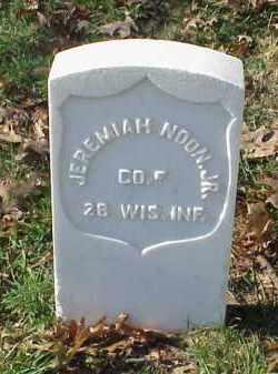 NOON, JR (VETERAN UNION), JEREMIAH - Pulaski County, Arkansas | JEREMIAH NOON, JR (VETERAN UNION) - Arkansas Gravestone Photos