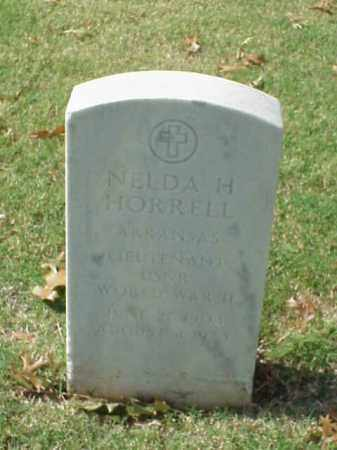 NORRELL  (VETERAN WWII), NELDA H - Pulaski County, Arkansas | NELDA H NORRELL  (VETERAN WWII) - Arkansas Gravestone Photos