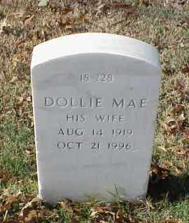 NORRIS, DOLLIE MAE - Pulaski County, Arkansas | DOLLIE MAE NORRIS - Arkansas Gravestone Photos