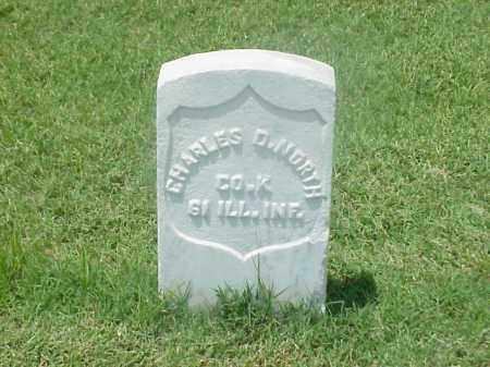 NORTH (VETERAN UNION), CHARLES D - Pulaski County, Arkansas | CHARLES D NORTH (VETERAN UNION) - Arkansas Gravestone Photos