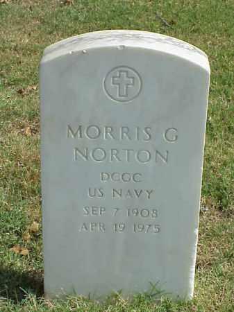 NORTON (VETERAN), MORRIS G - Pulaski County, Arkansas | MORRIS G NORTON (VETERAN) - Arkansas Gravestone Photos