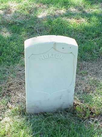 NORTON (VETERAN UNION), N F N - Pulaski County, Arkansas | N F N NORTON (VETERAN UNION) - Arkansas Gravestone Photos