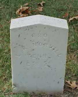NORVILL (VETERAN CSA), L K - Pulaski County, Arkansas | L K NORVILL (VETERAN CSA) - Arkansas Gravestone Photos